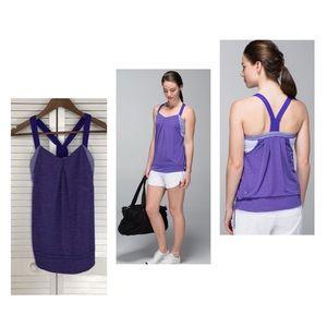 Tops - Lululemon Rest Less Active Wear